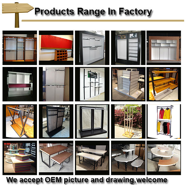 retail store gondola furniture gondola clothes rack gondola stand