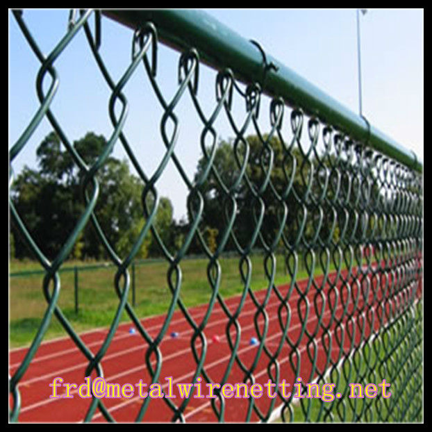 SNS Active Protective Wire Mesh chain link fence for baseball fields