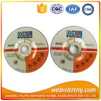 abrasive 4 inch glass cutting and grinding disc