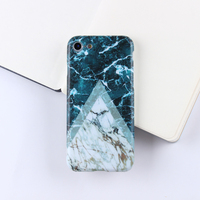 2017 Newest Mobile Accessories Shenzhen Wholesales Luxury Clear Universal Marble Case for iPhone 6s 6 8 i phone 7 case