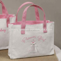 High quality fancy canvas bag,custom logo print and size, OEM orders are welcome
