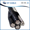 ABC overhead cable aluminium conductor (Aerial Bundled Cable)