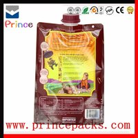packing pouch design pet food bag online shopping