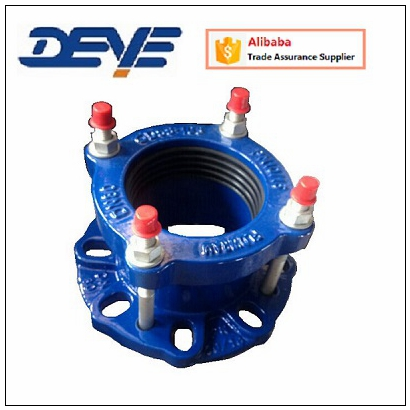 Ductile Iron Universal Coupling with Rating PN10 PN16 Good Price PVC Steel Pipes