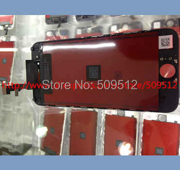 100% AAA  Lcd  for iPhone 5/5S/5C/ 6  LCD Display with Touch Screen Digitizer  Assembly