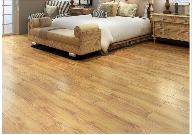 best selling hot chinese products cleaning 12mm gloss laminate flooring Best price high quality