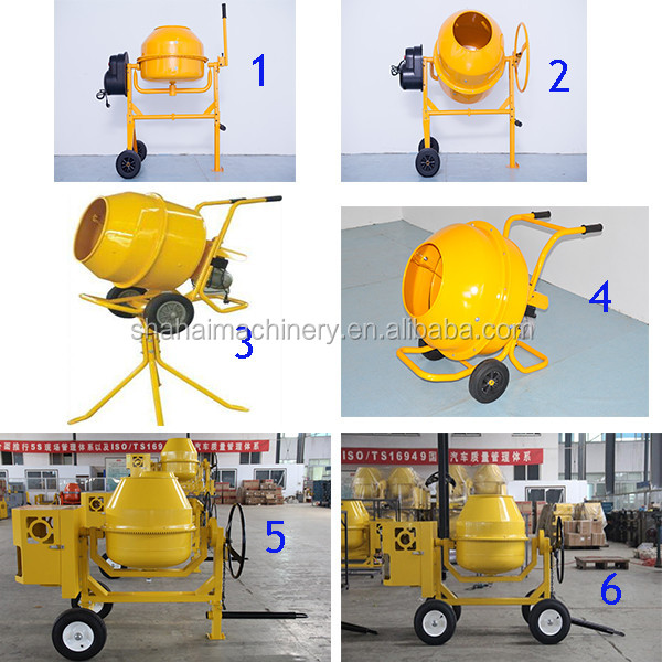 Best Sale Congo Mini Concrete Mixer Guangzhou Manufacturer construction hand tools