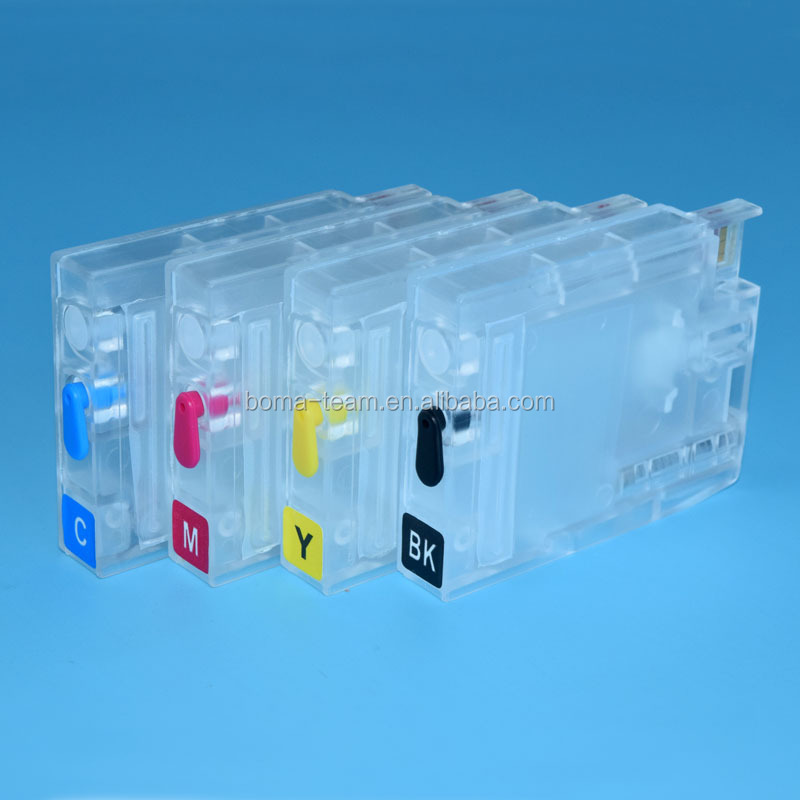 For HP 711 refill ink cartridge with plastic bag inside