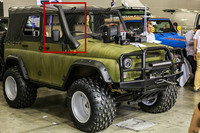 Russia UAZ 4x4 uaz hunter car snorkel