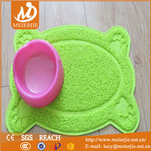 PP Plastic and Mats&Pads Table Decoration&Accessories Type Pet feeding mat