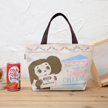 Modern design newly design canvas tote bags for kids