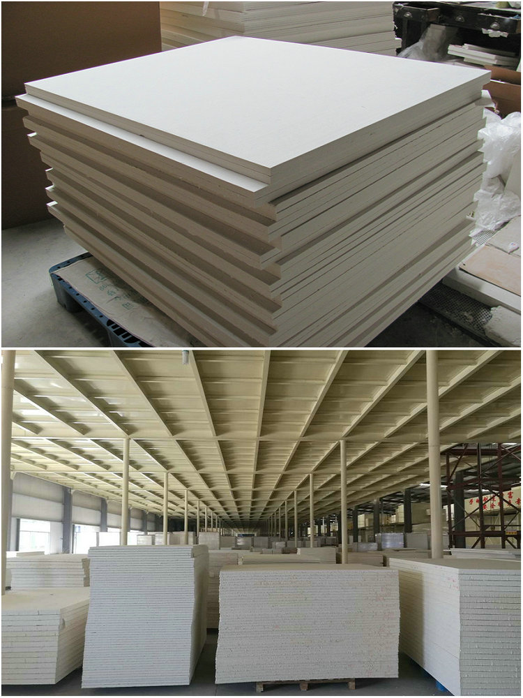 China ceramic fibre product ceramic board