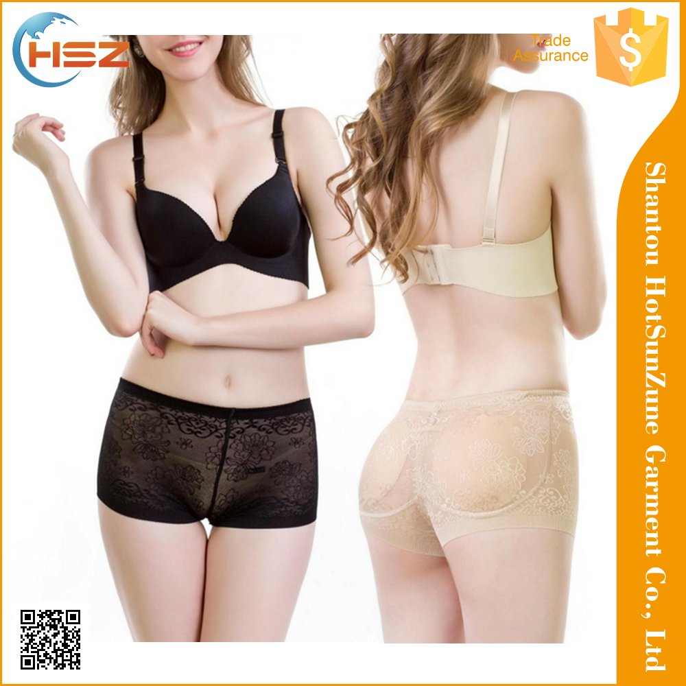 HSZ-200 Wholesale Womens Nylon Panties Cheap Shapewear Hot Girls In Tight Underwear