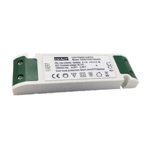 Mini SMPS Led Driver 12W DC 12V Ultra Slim Power Supply