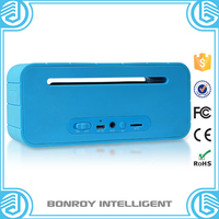 Guangdong manufacturing portable mp3 player mini speaker bluetooth with good sound system
