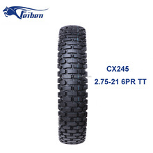CHINA HIGH QUALITY MOTORCYCLE OFF ROAD TYRE 2.75-21