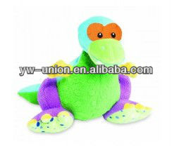 International Playthings Early Years Softasaurus Rex Dinosaur Plush Toy