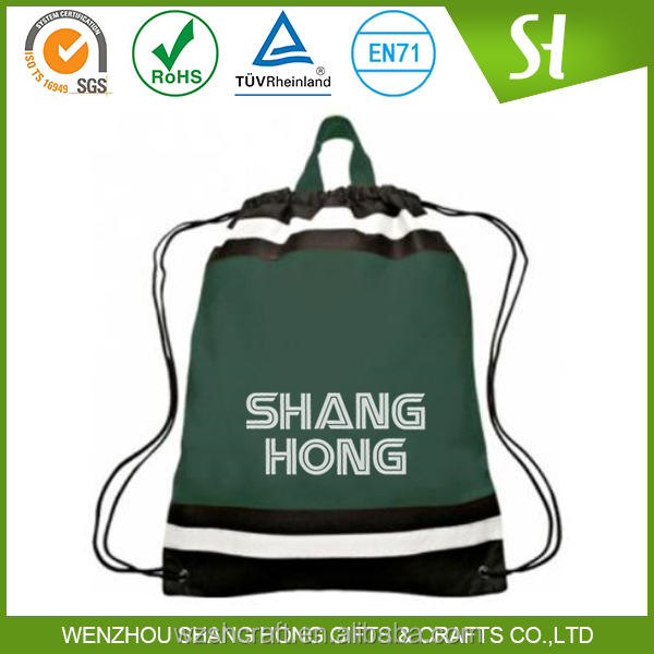 Wholesale charinter shoe and matching bag set, non woven drawstring shoe bag,
