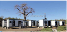Mobile prefab container hosue