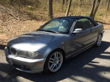 2005 BMW 3 Series 330Ci 2dr Convertible