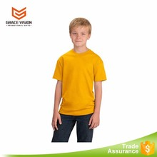 Promotional Super Soft Customer Logo 100% Cotton Net T-shirt