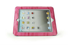 case for ipad mini case , smart cover case for ipad mini , hot pink keyboard case for ipad