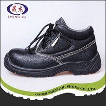 factory cheap price safe labor pu injection shoes