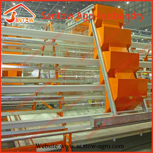 Hot Sale Deep Galvanized Chicken Egg Layer Cage Factory Price pigeon breeding cage