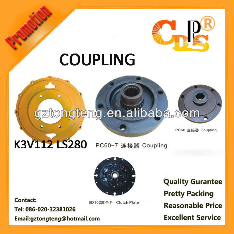 6D102 Clutch plate standard size with cheap price