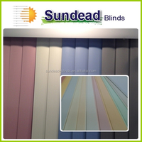 ready made vertical blinds control the light and privacy of the room sheer vertical blinds