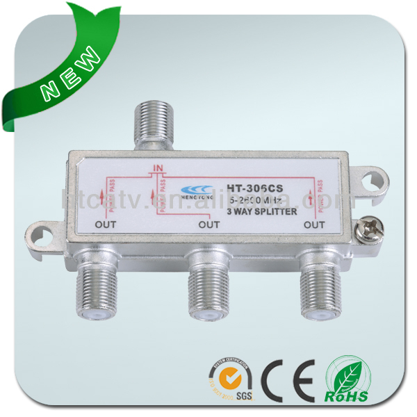 CATV Satellite Coupler& Splitter