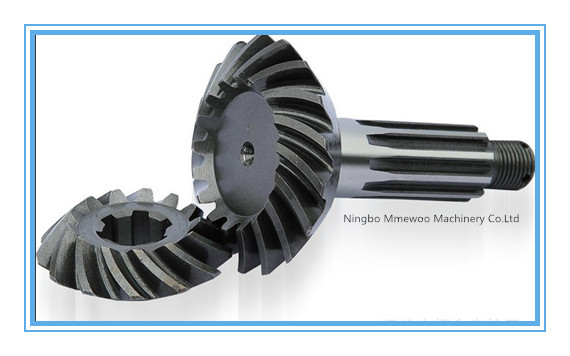 Cheap high precision helical beel gear wheel helical bevel gear manufacturer in China