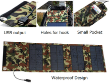 Promotion 8w 5v High Effi. 23.5% Biking Solar Mobile Charger Phone Charger,Portable Solar Panel Charger,Solar Charger Bag