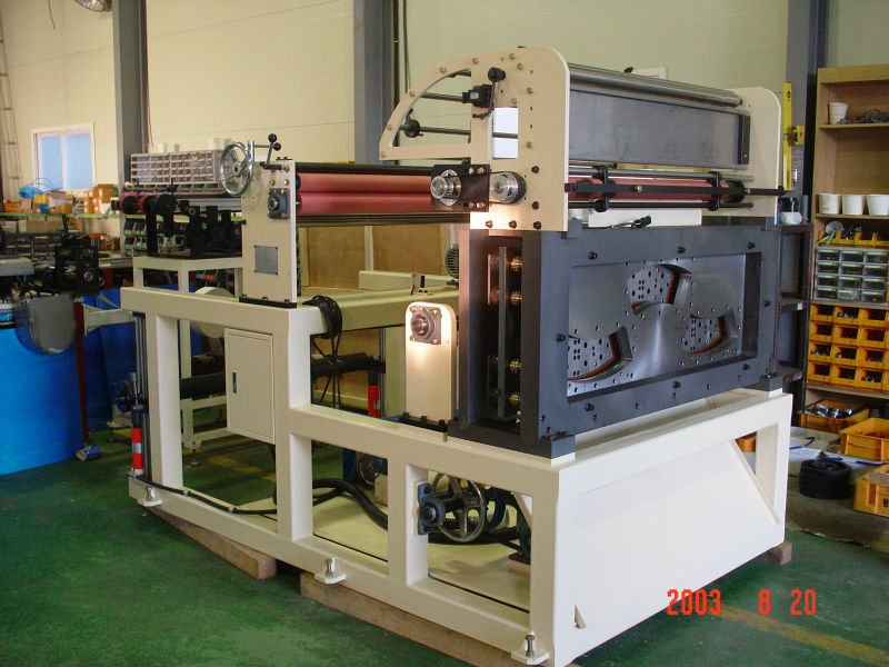 Paper Punching KOREA Paper Punching Machine
