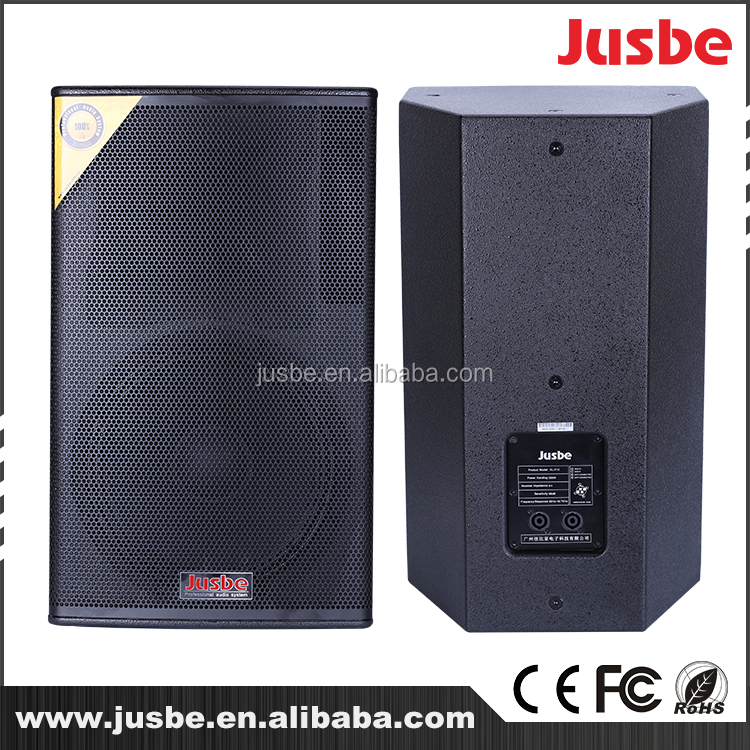 High quality professional passive speaker outdoor stage audio surround pa speaker system