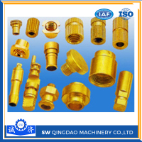 C37700 OEM Non-standard Precision Brass Forging Turning CNC Machining Parts