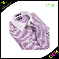 OEM services casual shirt design men oxford shirts