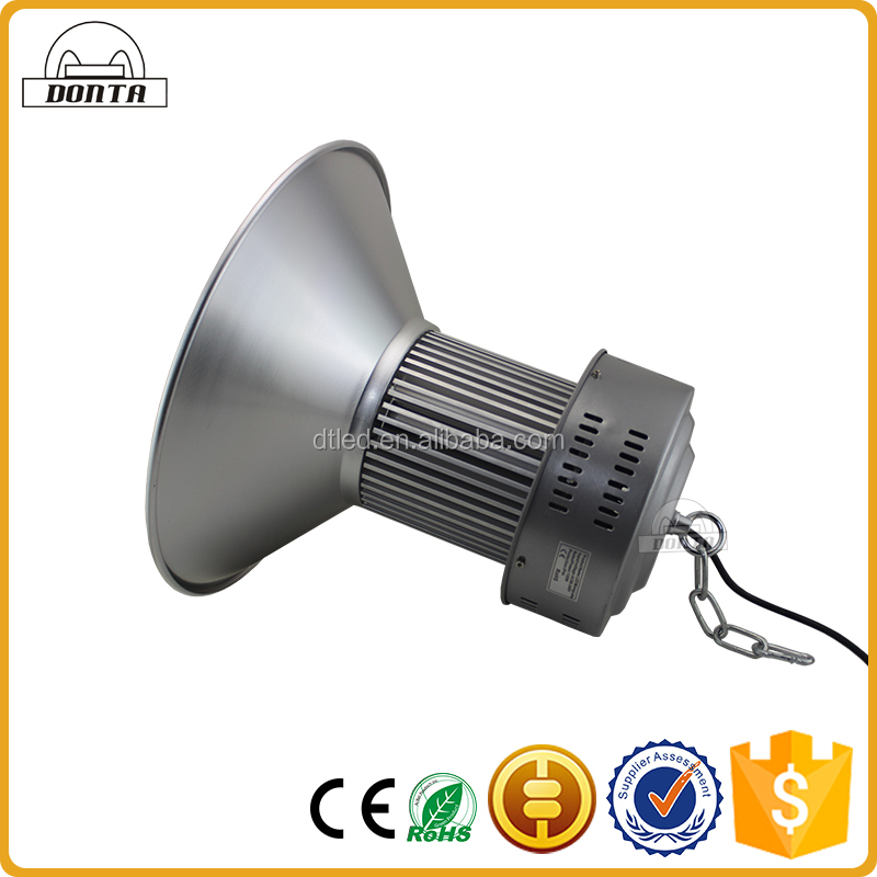 High quality induction waterproof solar linear led highbay light 120w