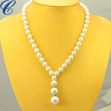 Factory Direct Latest Design Freshwater Pearl Necklace