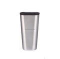 double wall metal stainless steel starbucks coffee mug