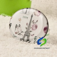 Custom Various Pictures 3D Epoxy Fridge magnet epoxy refrigerator/ Gift Fridge magnet Custom scenery fridge magnets
