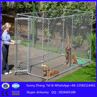2015 US/Canada/AU new design large dog run kennel