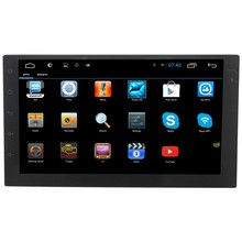 10.2 inch large screen Android 4.4 Universal Car DVD GPS Car Stereo System