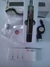 Digital OLED Display Now Vapor electronic cigarette bubbler pipe