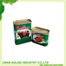 340g canned corned beef is selling
