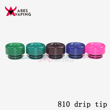 2018 trending products resin 810 drip tip e pipe alibaba co uk