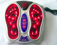 Infrared Heat And Magnetic Therapy Vibration Foot Massager / Vibrating Massage For Leg