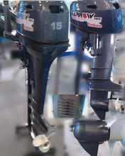 chinese 15hp 2stroke small outboard motors for sale