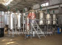 oil dewaxing/refining machine/oil making machine