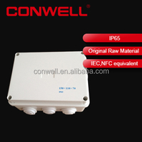 outdoor electronics enclosure junction box ip65 plastic waterproof electrical enclosure